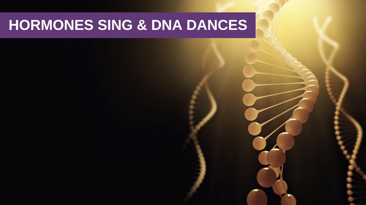Hormones Sing & DNA Dances