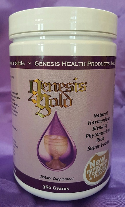 Keep Hormones in Harmony with Genesis Gold
