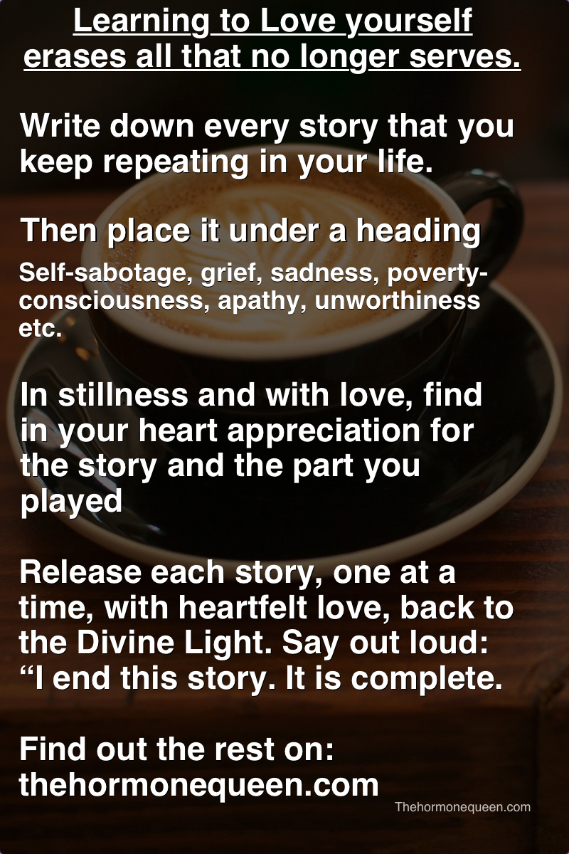 release your old story