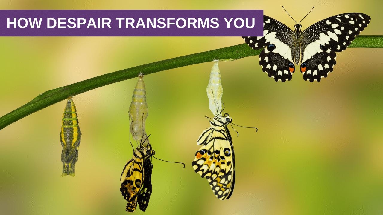 How Despair Transforms You
