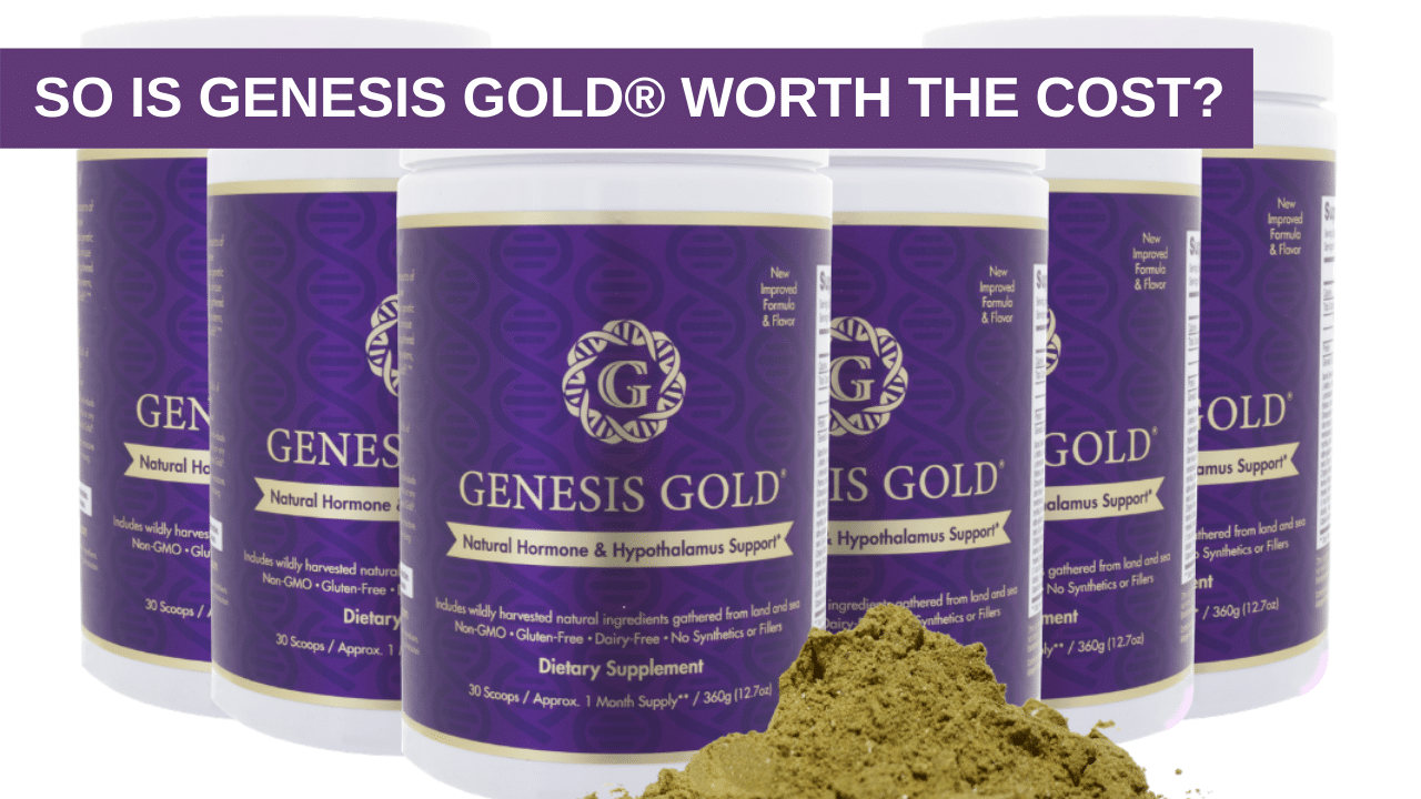 So is Genesis Gold® worth the cost?