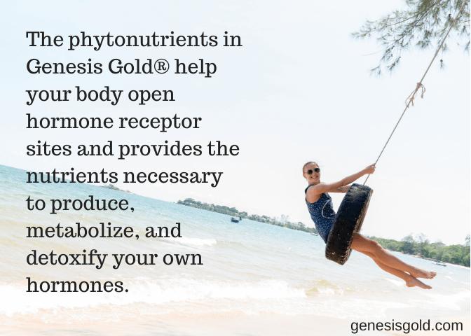 phytonutrients in Genesis Gold