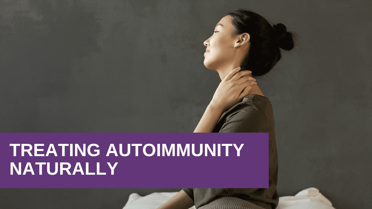 treating autoimmune diseases naturally
