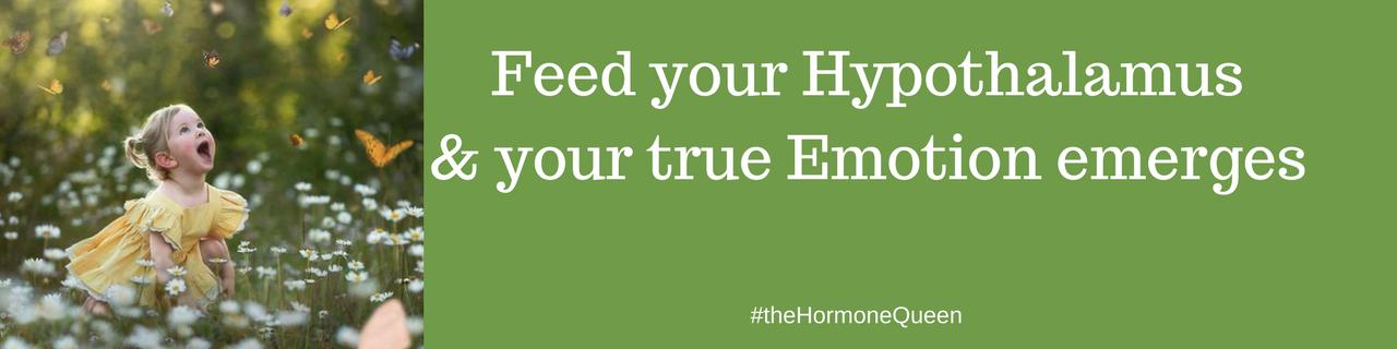 hypothalamus controls your moods