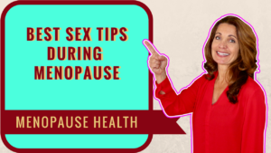 best sex tips during menopause image