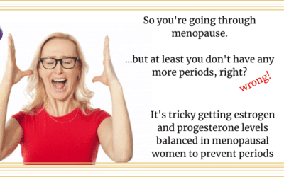 Why you still have periods when your FSH indicates you're menopausal?