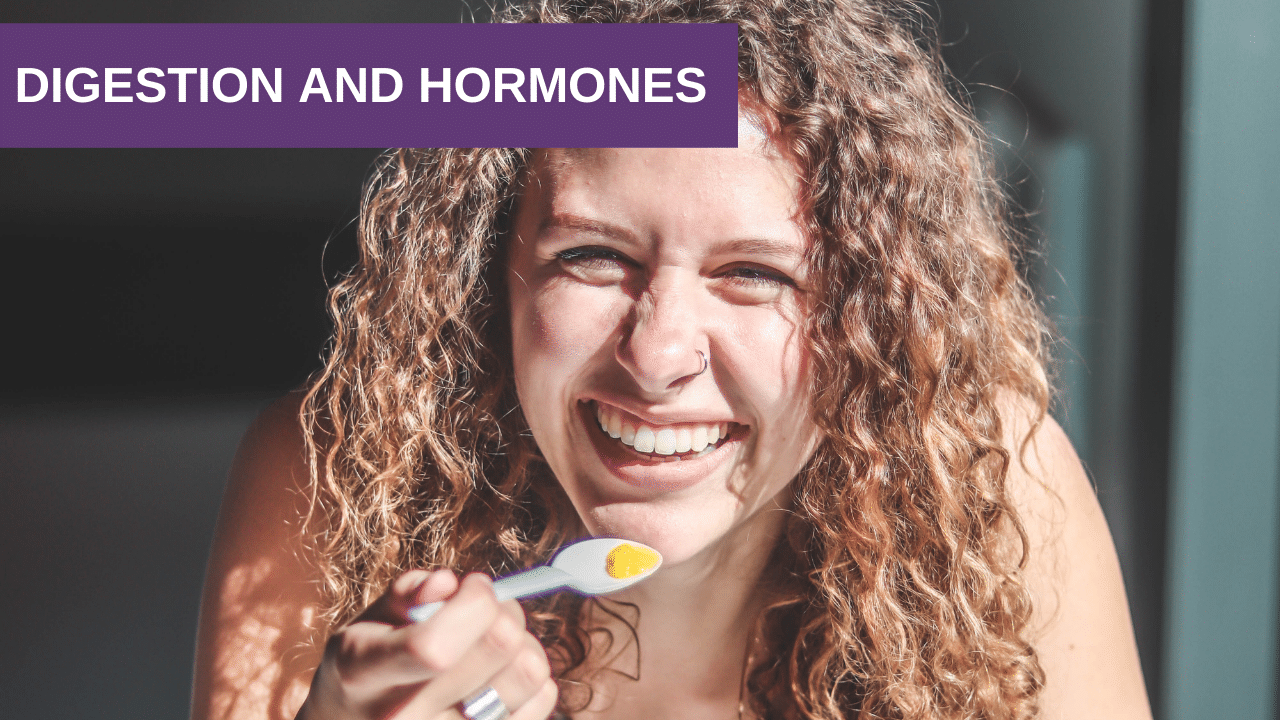 Digestion and Hormones