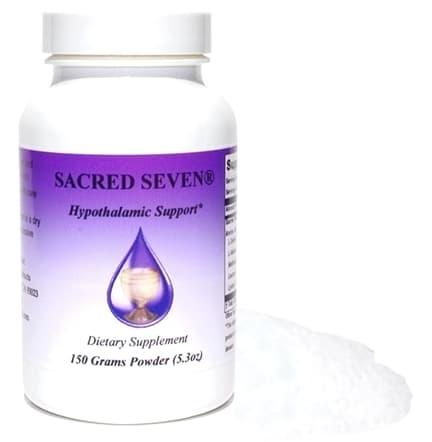 Sacred Seven - Bottle