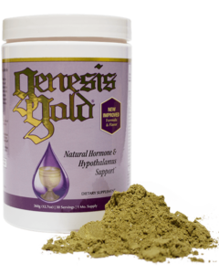 Genesis Gold Dietary Supplement - Natural Hormone & Hypothalamus Support