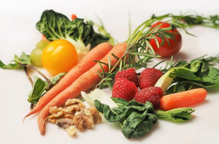 image of healthy food