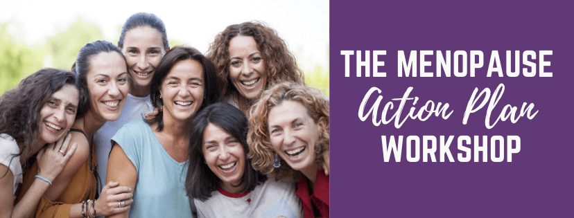 menopause action plan workshop