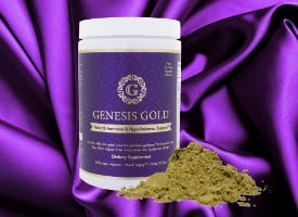 Genesis Gold Keeps Hormones in Harmony