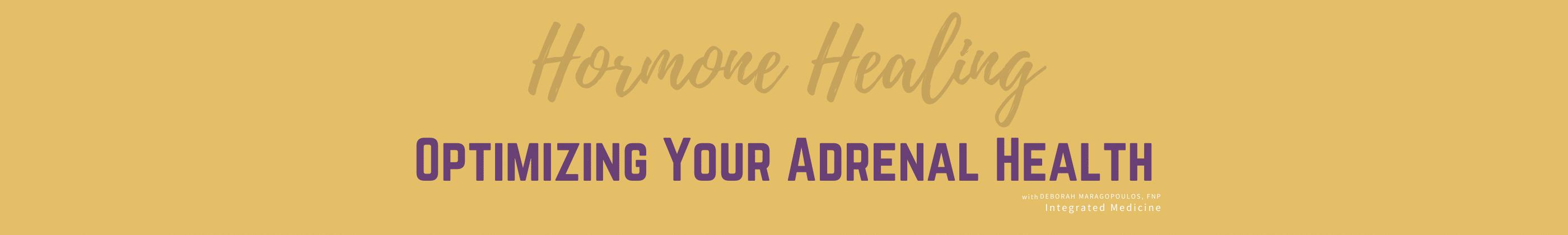 adrenal-healing