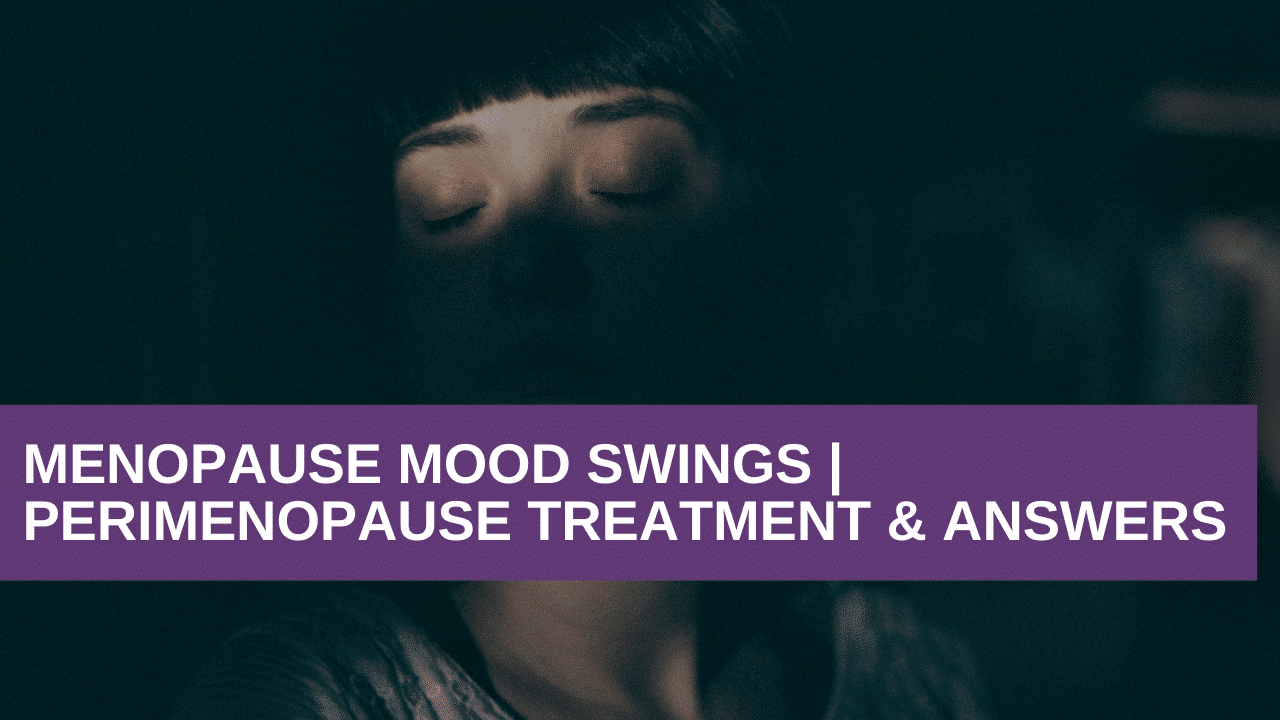 menopause mood swings