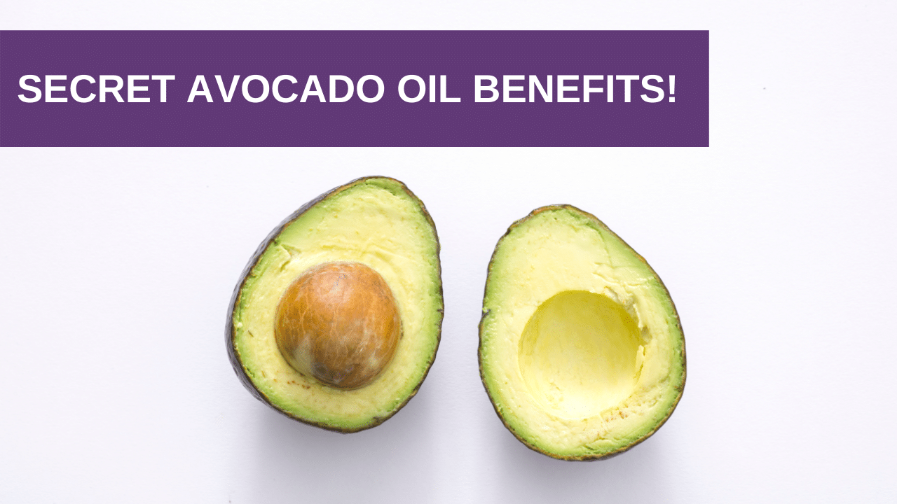 Secret Avocado Oil Health Benefits!