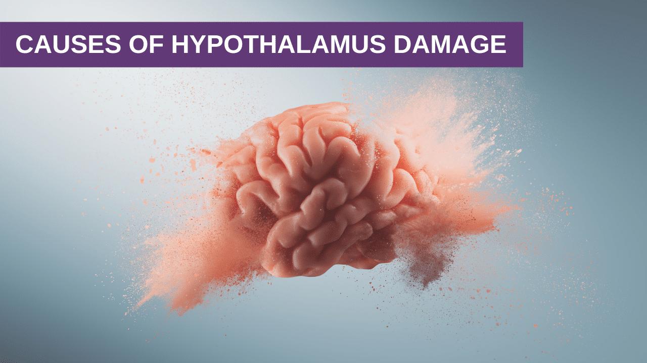 Causes of Hypothalamus Damage